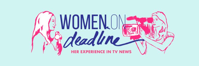 Women on Deadline graphic